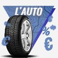 Promo : Prix imbattables sur les pneus Auto