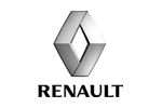 Logo RENAULT TRAFIC TRAFIC Camion plate-forme/Châssis
