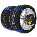 CHAINES NEIGE MICHELIN FAST GRIP 090 (LA PAIRE)