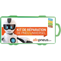 Allopneus Kit de réparation pneus (mèches) - ALLOPNEUS